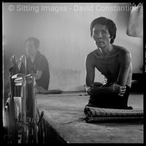 Re-education Camp -outside Ho Chi Minh City, Vietnam. January 1992