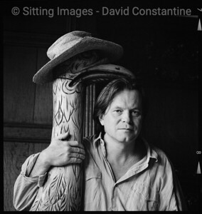 Terry Gilliam - London. August 1989