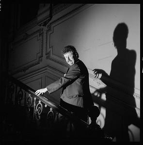 Professor Sir Christopher Frayling - Royal College of Art - London 1989