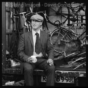 Brick Lane, London. May 1989