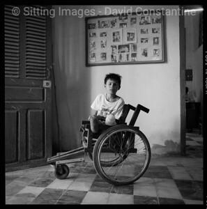 Wat Than, Phnom Penh, Cambodia. January 1992