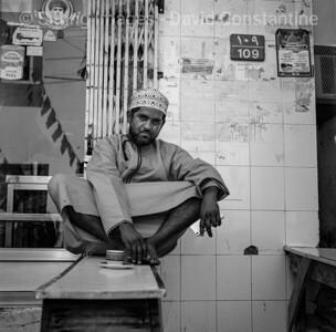 Muscat, Oman. December 2016