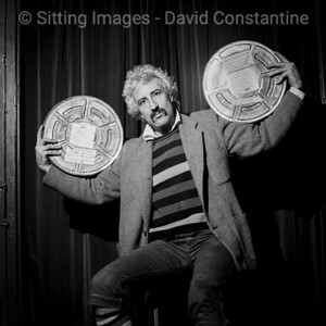 Bill Heine, Cinema Owner – 'Not the Moulin Rouge', Headington, Oxford. May 1990