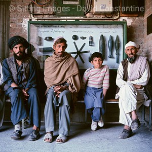 Hyatabad, Peshawar, NW Frontier Province, Pakistan. November 1995