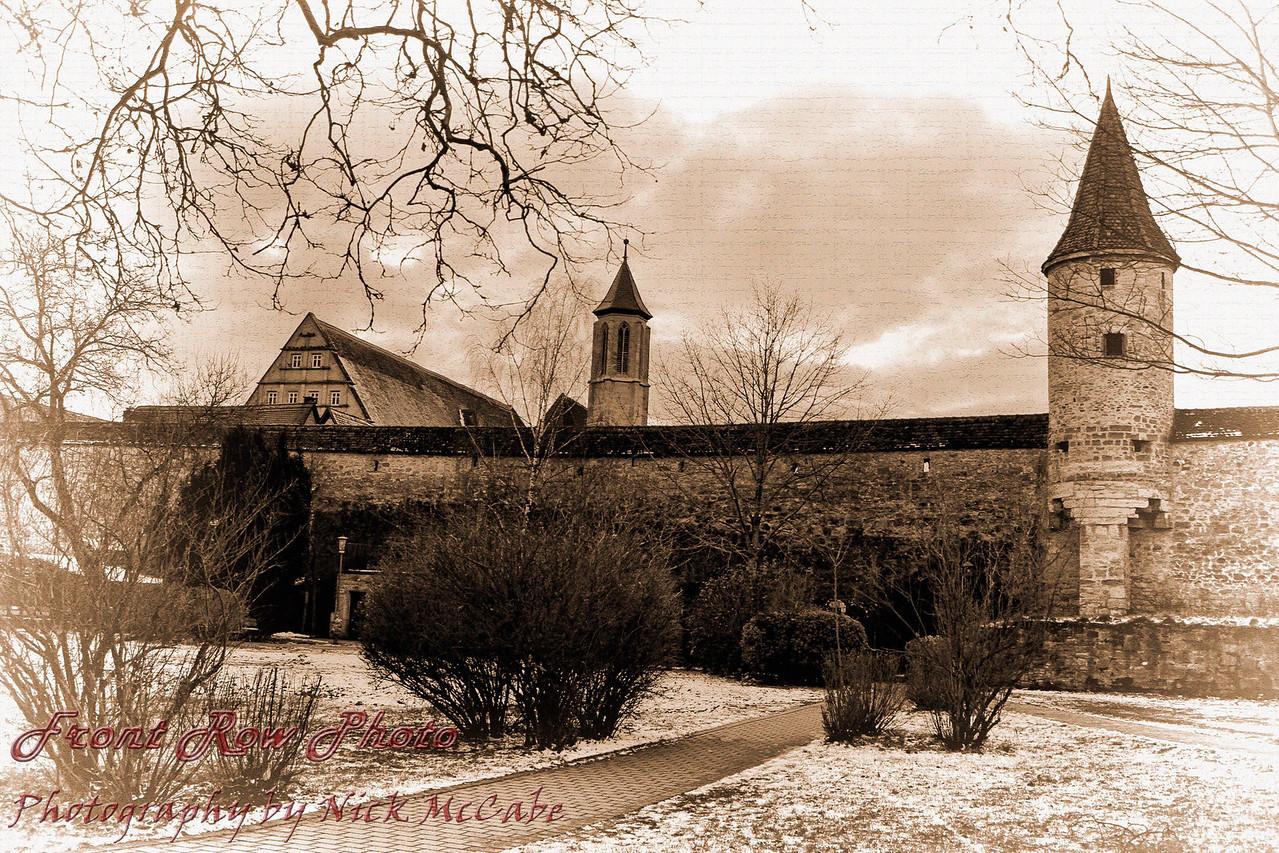 Rothenburg Wall
