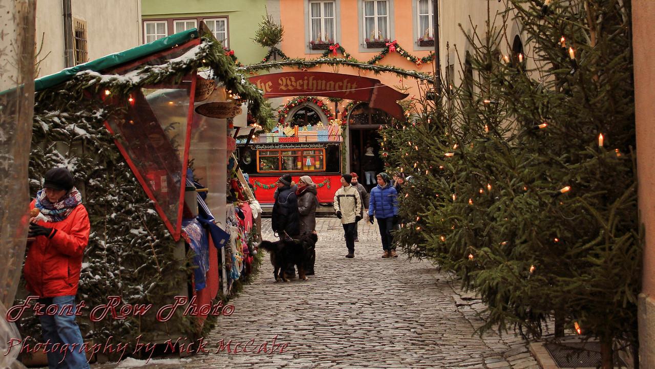 Christmas Market everywhere.