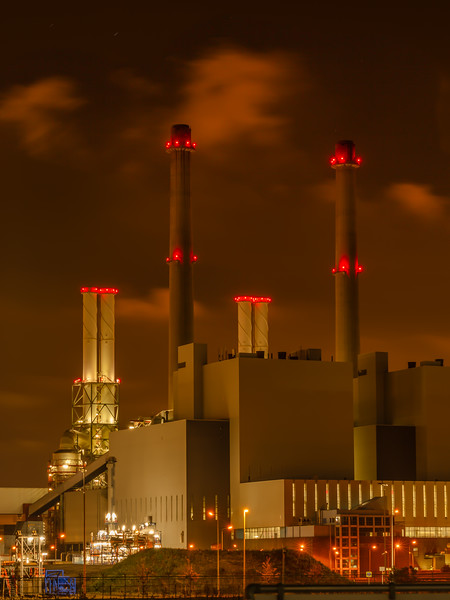 Powerplant Uniper Benelux