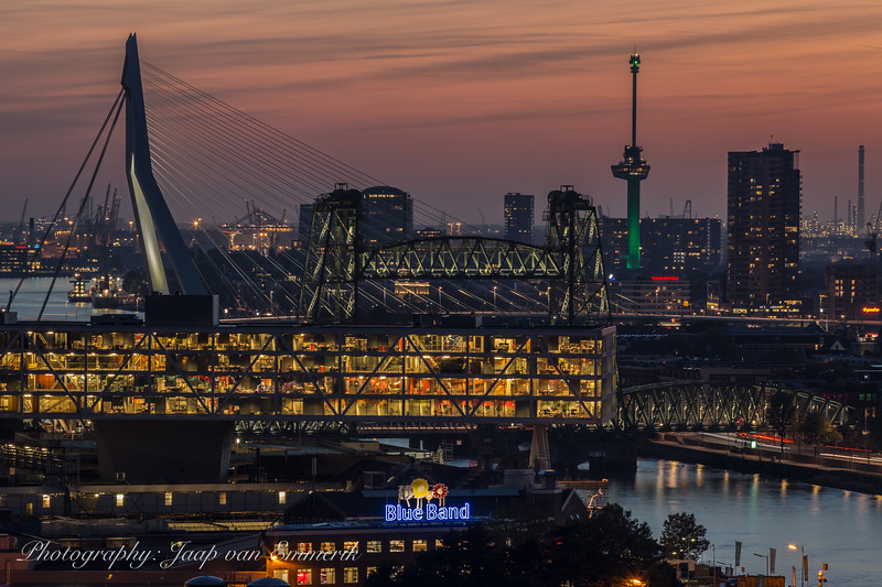 Bridges and Euromast