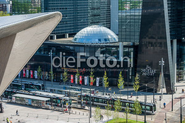 The World in Delftse Poort