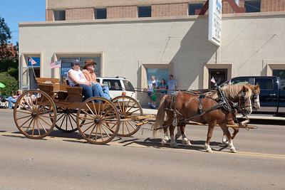 Roughrider Days Parade 2011
