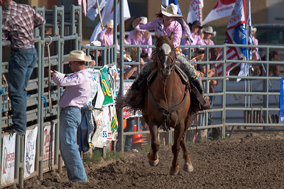 Roughrider Days Rodeo Day 3 2009