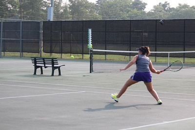 Roughriders roll over Nacogdoches in tennis action