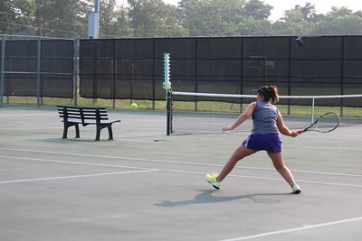 Roughriders tennis squad travels to Nacogdoches