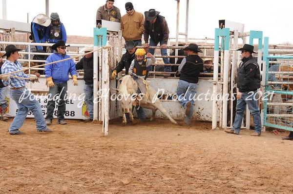2-24-13 Sun Calf Riding