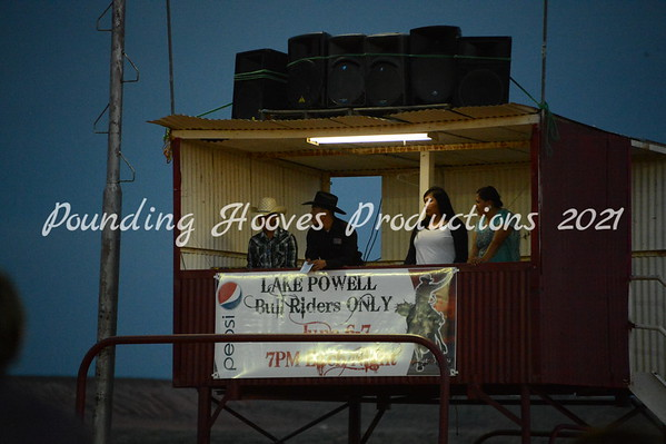Lake Powell Bull Riders Only 2014