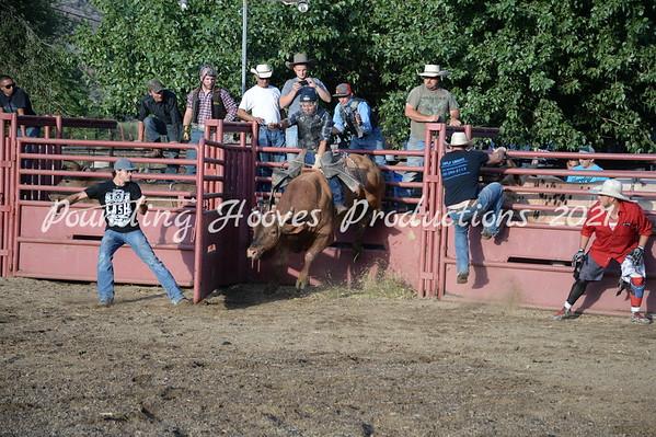 Triple Threat Bull Riding Series 2015