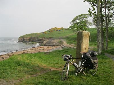 Coastal path to Craster