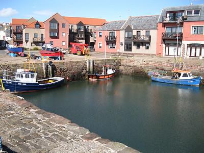 Cromwell Harbour Dunbar