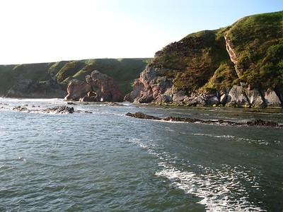 Coastline at Cove