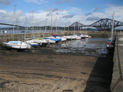 South Queensferry Harbour