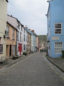 Staithes street