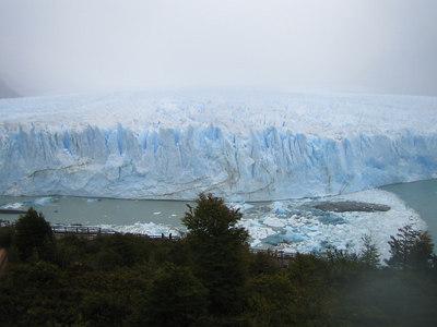 Glacier Perito Morreno, Argentina
