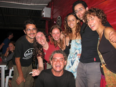 2008- Utila and Friends