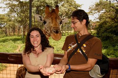 Nairobi Giraffe Center