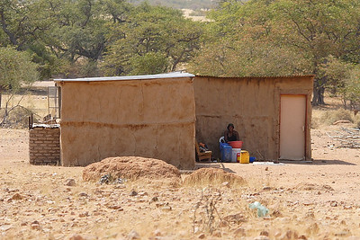Twyfelfontein Desert Elephants