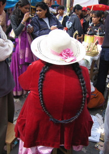 Cuzco, Peru, Christmas 2005
