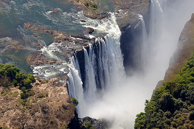 Vic Falls and Zambezi