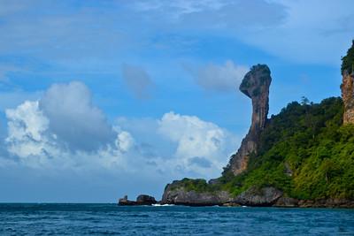 Chicken Island, Krabi