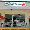 Route 38 or Main Street in Tewksbury has had some upgrades made to the development along the Route Recently. Pushcart Cafe at 1777 Main Street  reopened this March after being closed for 2 years. SUN//JOHN LOVE