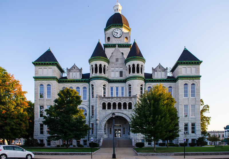 Georgeous City Hall,  Joplin, MO.