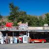 Hackberry, AZ.  Population, 83.