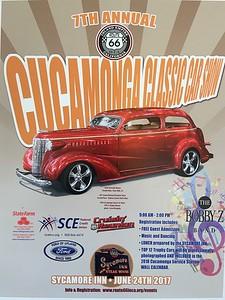 Route 66 IECA 2017 Car Show