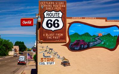 Zettlers Store, Ashfork, AZ