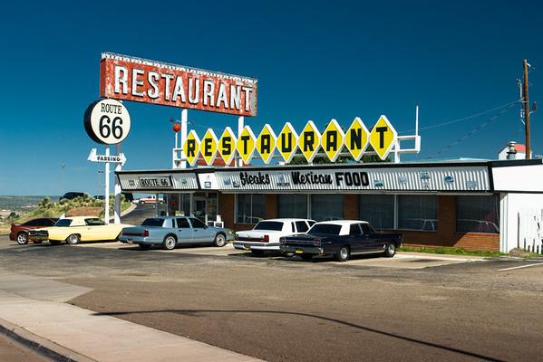 Route 66 Restaurant 062491