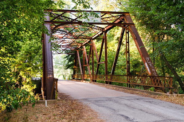 Pryor Creek Iron Bridge
