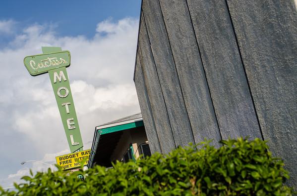 The Cactus Motel