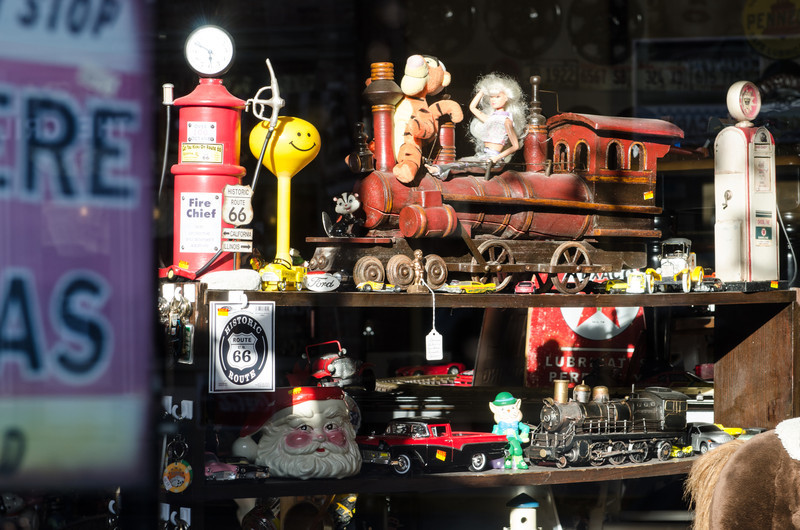 Old Store Display