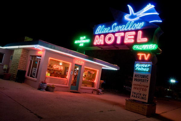 The Blue Swallow Motel  2006