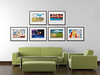 Pics On Route 66 Fine Art Giclée Prints