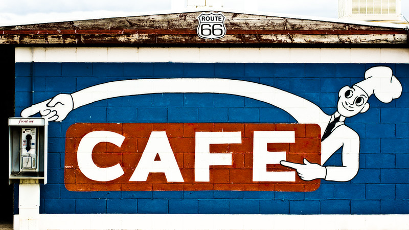 The Frontier Cafe