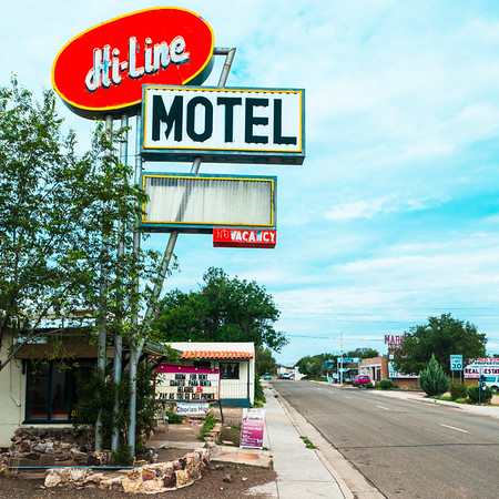 The Hi-Line Motel