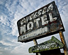 Chelsea Motel Sign