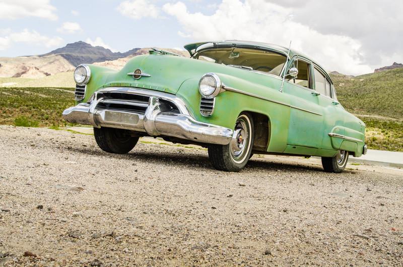 Oldsmobile Futura