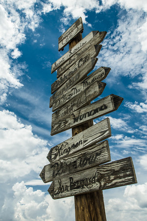 Cowgill's Directory Route 66