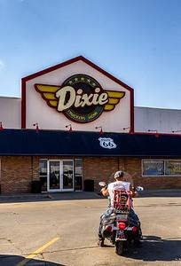 Dixie Truck Stop, Mclean, IL