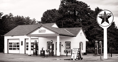 Ambler/Becker Texaco Station, Dwight, IL